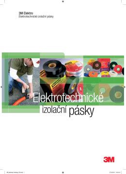3M Elektrotechnické izolační pásky