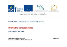 IT 30 Hromadná korespondence – pracovní list.pdf (484