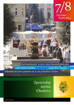 Červenec/Srpen - Kulturní a společenské středisko Chodov