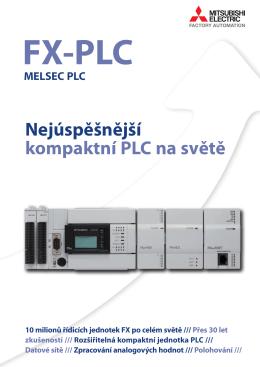 Nejúspěšnější kompaktní PLC na světě