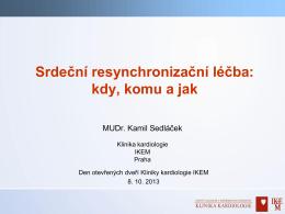 Folie 1 - IKEM Klinika kardiologie