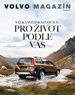 Volvo magazín, jaro/léto 2013
