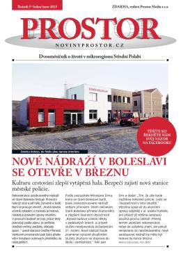 prostor - Novinyprostor.cz