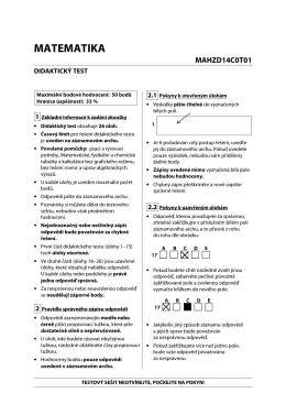 test - oahodo.cz