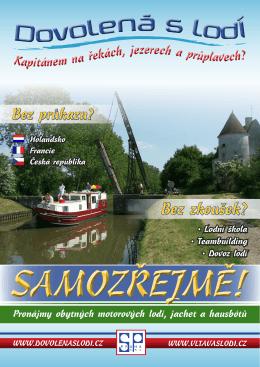 NL / FR 2011 - Dovolená s lodí
