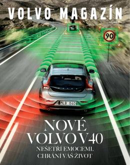 Volvo magazín, jaro/léto 2012