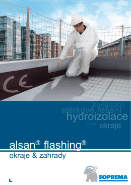 katalog ALSAN FLASHING