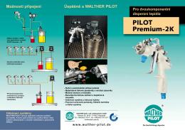 PILOT Premium-2K