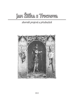 Jan Žižka z Trocnova - sborník projevů a přednášek, 2012.pdf