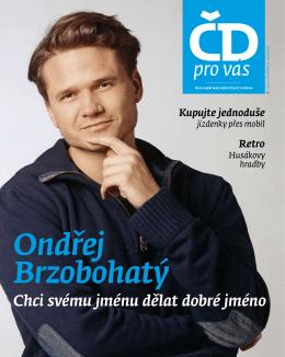 2/2013 - České dráhy, as