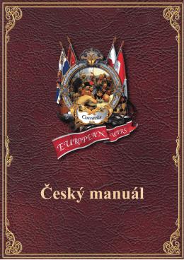 Český manuál