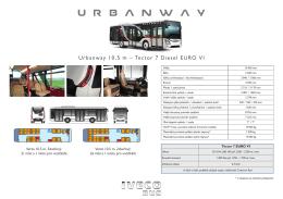 Urbanway 10 m Tector 7 Diesel E6
