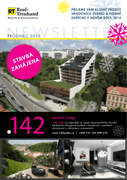 Newsletter PROSINEC 2013 - Real