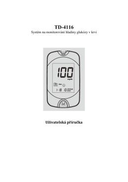 Glukometr NEXT