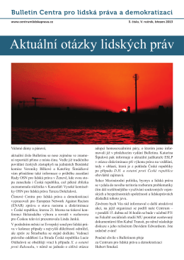( 5.39 MB ) - bulletin-v-3.pdf - Centrum pro lidská práva a