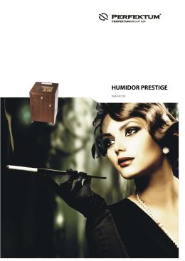 Humidor Prestige - PERFEKTUM Group, sro