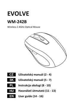 evolve wm-242b