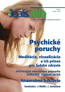 Psychické poruchy Psychické poruchy