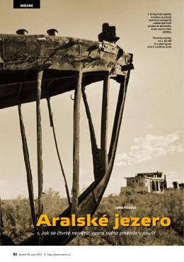 Aralské jezero - Ústav anorganické chemie AV ČR, vvi