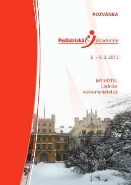 Pozvánka ve formátu PDF - Academia Medica Pragensis