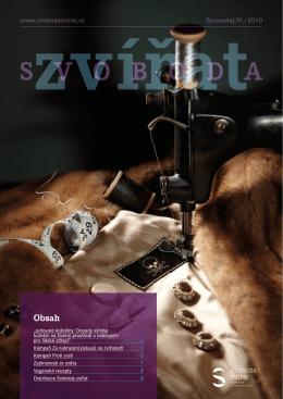 """""""Jedovaté kožešiny: Dopady výroby kožešin na životní"""