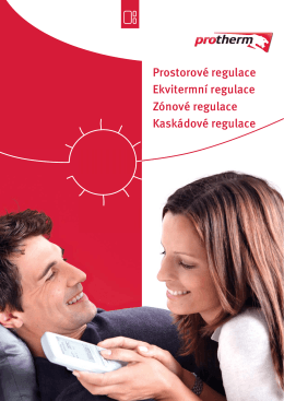 Prospekt regulace prospekty