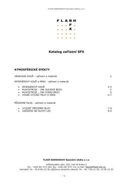 ATMO katalog