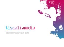 sociodemografická data