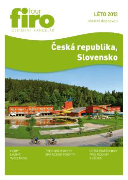Česká republika, Slovensko - FIRO