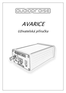 AVARICE - Audiopraise