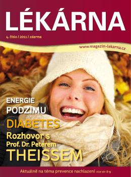 Otevřít časopis Lékárna - Magazin