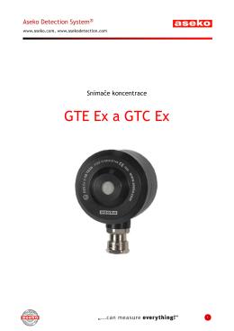 GTE Ex a GTC Ex