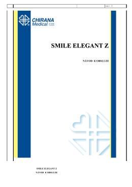 Návod k použití ZS SMILE ELEGANT Z.pdf