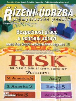 Stáhněte si č. 36 v PDF - Česká společnost pro údržbu