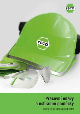 RECA pracovni odevy a ochranne pomucky.pdf