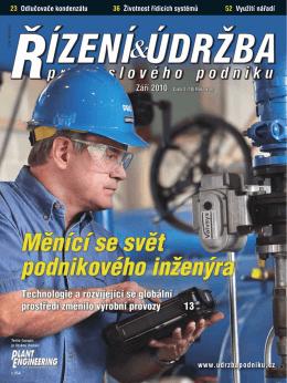 Stáhněte si č. 10 v PDF - Česká společnost pro údržbu