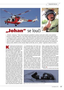 článek v Letectví - lzs plzeň-líně