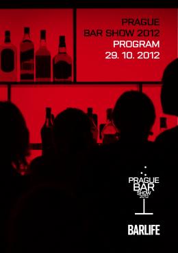 ZDE - Prague Bar Show 2014