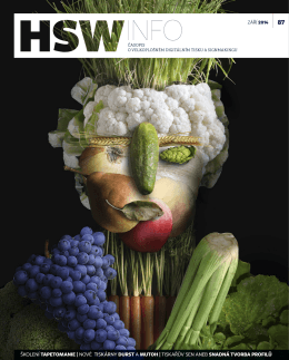 HSWinfo 2014/3