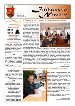 Jiříkovské Noviny