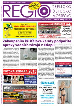 regio listopad 2014 16 stran web:Sestava 1.qxd