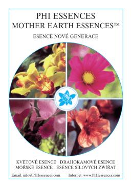 Esence - PHI Essences
