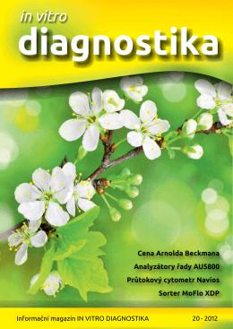 Časopis - Immunotech a.s.