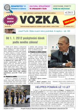4/2011 - Magazín Vozka