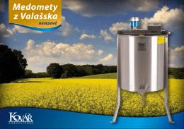 Katalog - Medomety