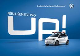 Originální příslušenství Volkswagen®