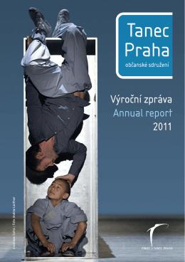 Výroční zpráva Annual report 2011