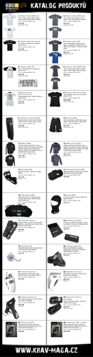 KMG katalog - Krav Maga Global