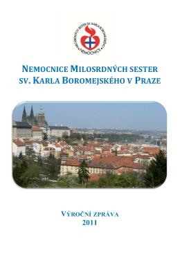 česky - Nemocnice Milosrdných sester sv. Karla Boromejského v