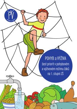 Pohyb a výživa: šest priorit v pohybovém a výživovém režimu žáků